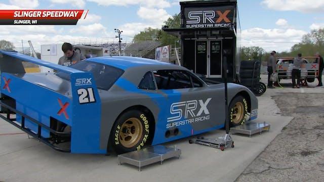 SRX Testing at Slinger Speedway - May...