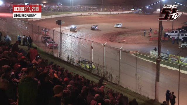 4-Cylinders - Carolina Speedway - Hig...