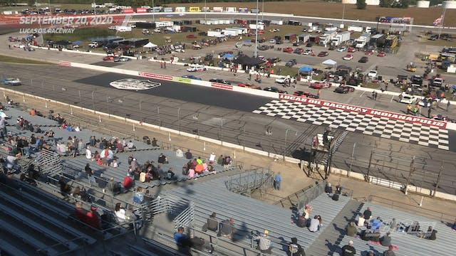 CRA Street Stocks at Lucas Oil Fall B...