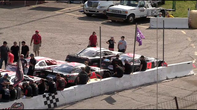 PASS Easter Bunny 150 Qualifying at H...