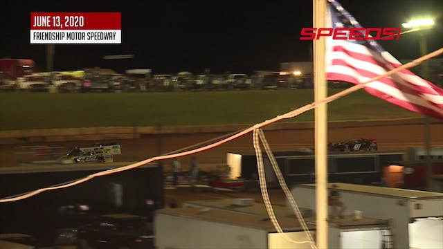 602 Late Models at Friendship - Highl...