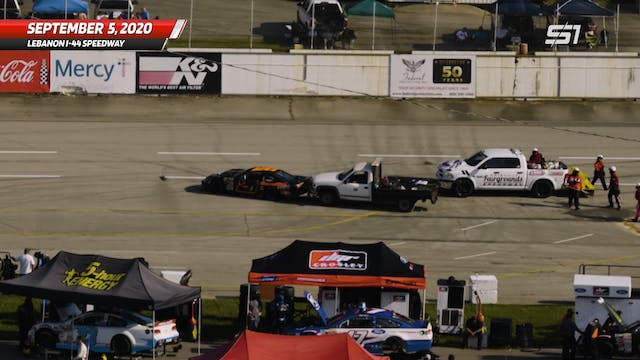 ARCA/CRA Super Series at Lebanon - Pr...