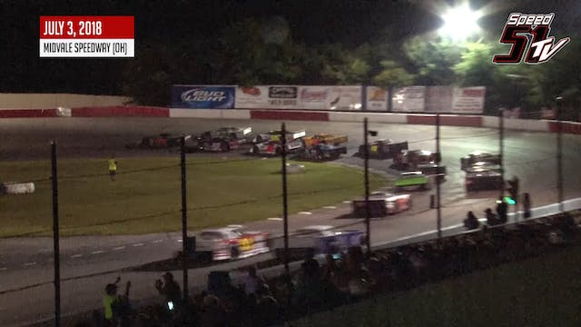 Main Event Outlaw Tour at Midvale Spe...