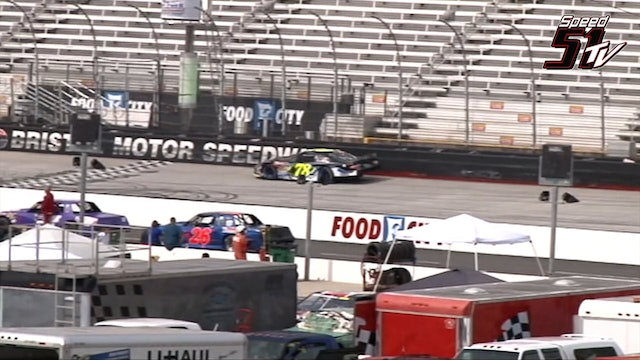 """Super Late Models """"Wired"""" at Bristol Motor Speedway"""
