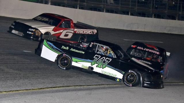 Snowball Derby Pro Trucks Highlights - Dec. 3, 2020