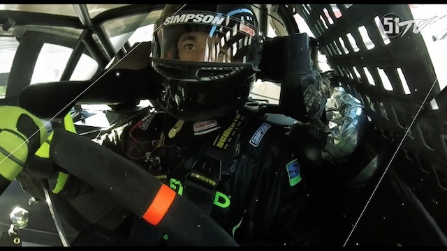 US Short Track Nats Bristol Tire Test Music Video  - March 31, 2017
