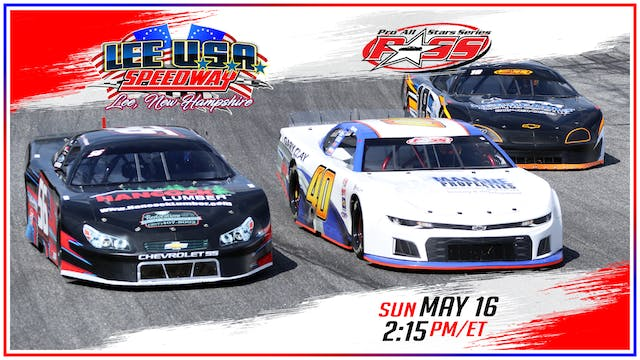 PASS Super Late Models at Lee - Repla...