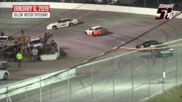 Limited Late Models New Years Bash at...