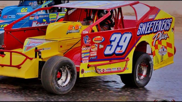 2017 Super DIRTweek - Oswego - Tim Mc...