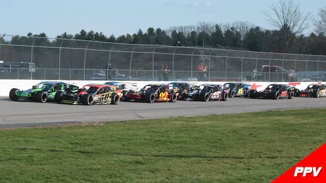 PPV Open Modifieds at Thompson - July 7