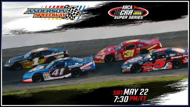 ARCA/CRA Super Series at Anderson - R...