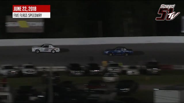 Pure Stock Feature at Five Flags - Hi...