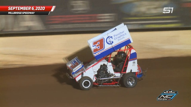 Micro Sprints at Millbridge - Highlights - Sep. 6, 2020