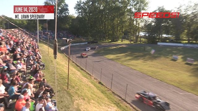 CRA Modifieds at Mt Lawn - Highlights - June 14, 2020