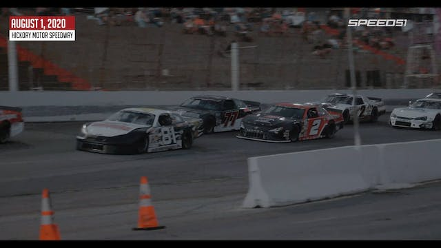 CARS Tour LMSC Feature at Hickory - R...