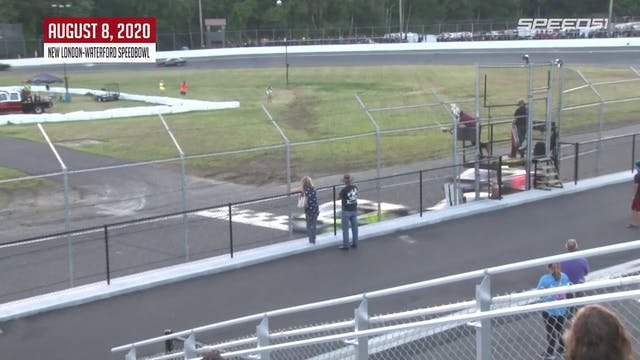 Late Models at Waterford - Highlights...