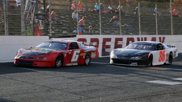 North-South Shootout Super Late Model...