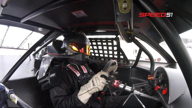 Tire Test at Gresham - On Board - Jan...