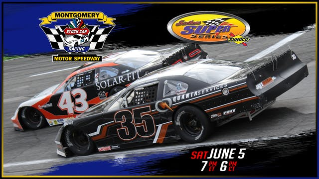 Southern Super Series at Montgomery -...
