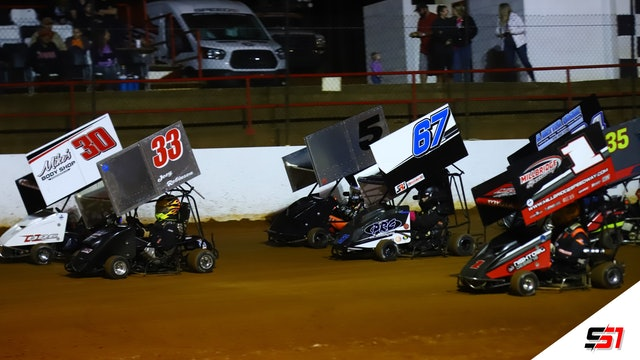 LIVE Outlaw Karts at Millbridge - March 9, 2021