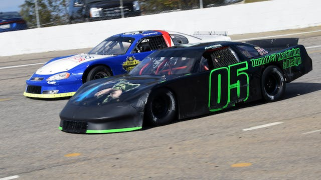 Limited Late Models at Florence (SC) ...