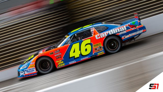 Weekly Racing at Nashville - Race Rep...