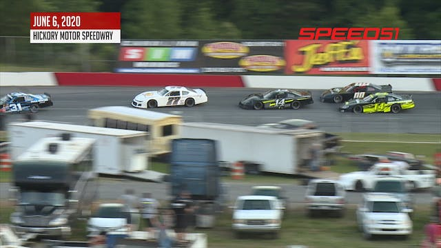 Limited Late Models at Hickory - High...
