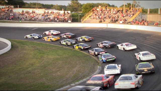 APC United Late Models at Sunset - Hi...