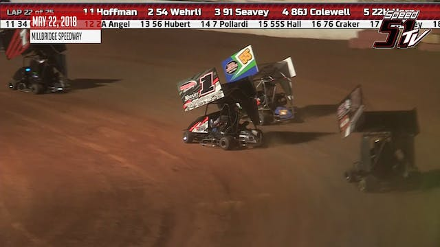Outlaws at QRC Speed51 Open at Millbr...