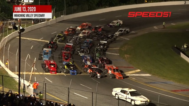 """John """"Peepers"""" Yerger Tribute 77 at Mahoning Valley - Highlights"""
