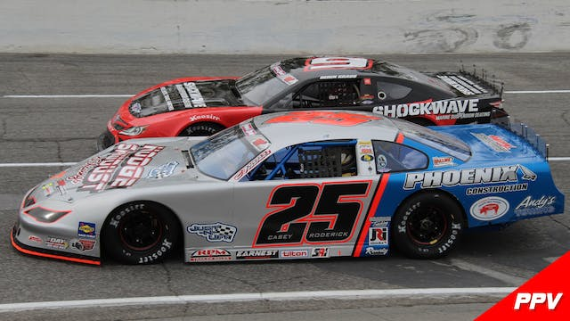 PPV Blizzard Series Finale at Five Flags - Oct. 2