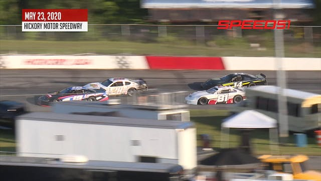 Twin 40's Feature One at Hickory - Hi...