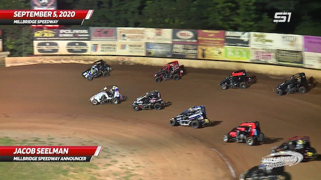 Micro Sprints at Millbridge - Highlights - Sep. 5, 2020