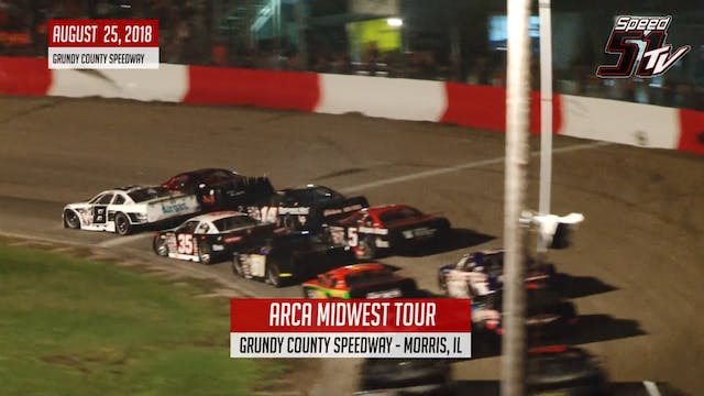 ARCA Midwest Tour - Grundy County Spe...