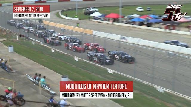 Modifieds of Mayhem - Montgomery Moto...