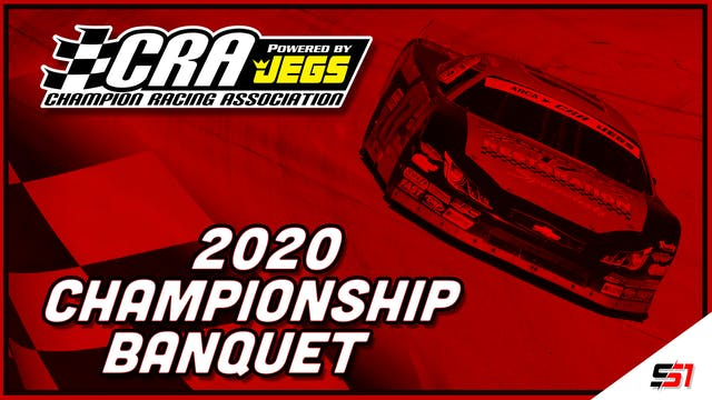 2020 CRA Virtual Championship Banquet
