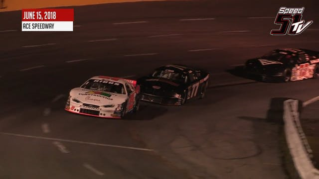 Late Model Stocks at Ace - Highlights...