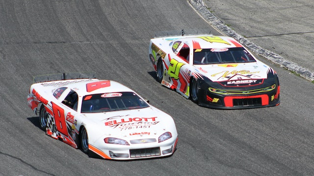 PASS Super Late Models at Oxford - Highlights - June 6, 2021