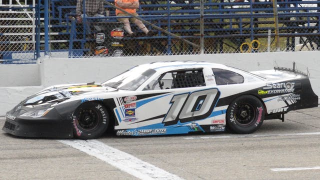 PASS Super Late Models at Lee USA - R...