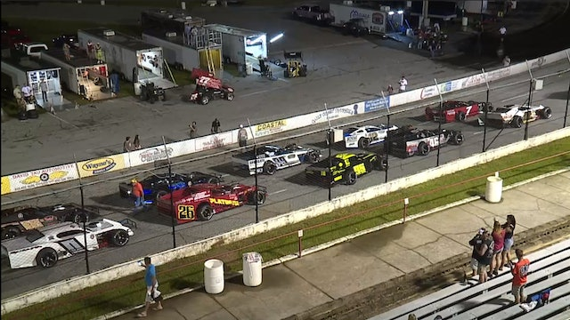 Modifieds of Mayhem at Five Flags Speedway - Highlights - July 9, 2021