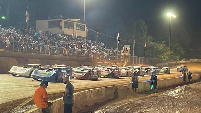 Ultimate Super Late Models at Friends...
