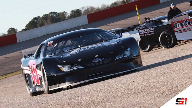 Pro Late Models at Montgomery - Race Replay - Nov. 7, 2020