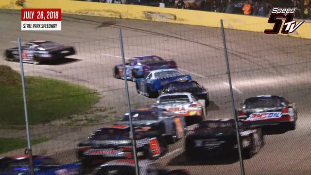 State Park Speedway - Detjens Memoria...