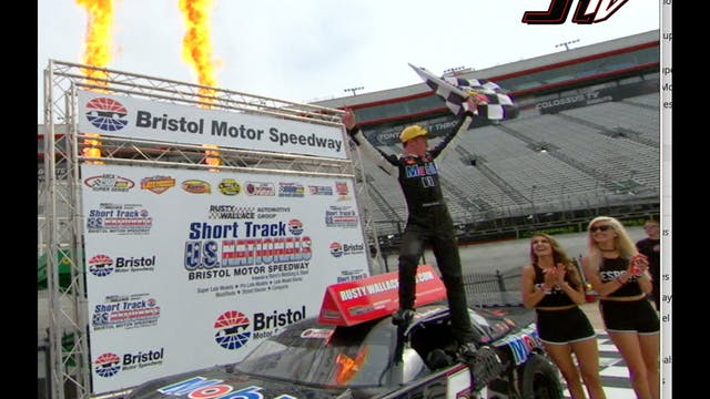 Super Late Models at Bristol - Recap ...