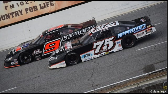 Snowball Derby Qualifying Jeremy Doss...