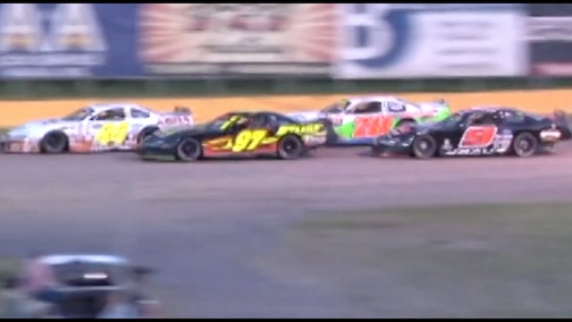 State Park - TUNDRA Super Late Models - Highlights - August 5, 2017