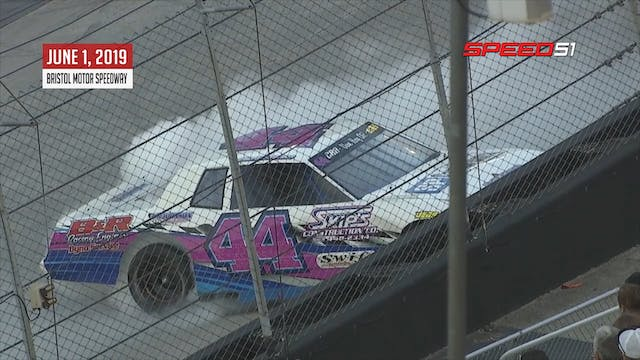 Compacts & Street Stocks at Bristol -...