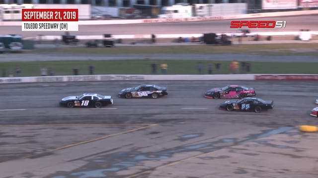 CRA Junior Late Models at Toledo - Hi...