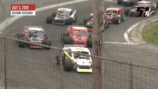 Tri-Track Open Modified Series at See...