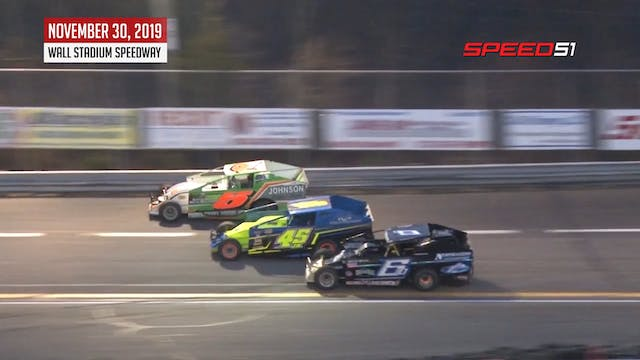 Dirt Modifieds from Turkey Derby at W...